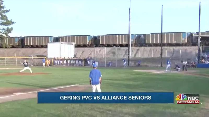 Alliance earns 3-2 win over Gering PVC on Monday night.