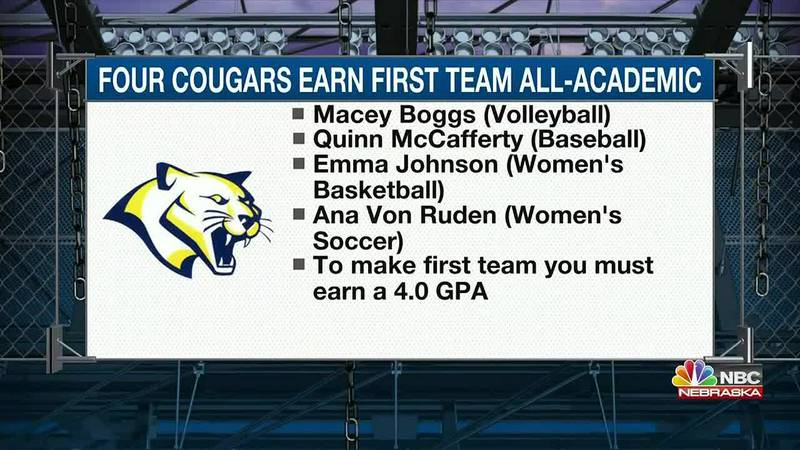 Four WNCC student athletes named first team NJCAA Academic All Americans.