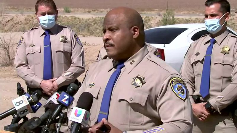 California Highway Patrol gave an update on the deadly crash.