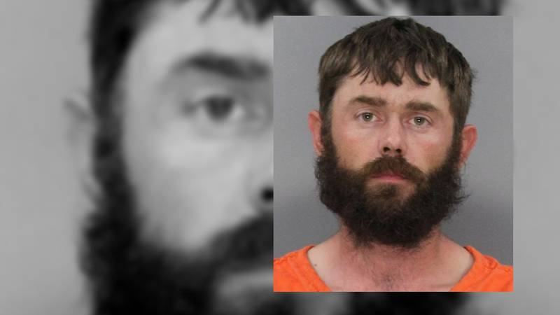 NSP arrested Dennis Nekolite following a pursuit Sunday afternoon in Hall and Buffalo Counties.