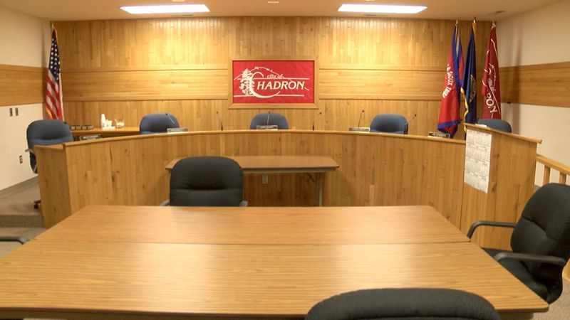City of Chadron searches for a new city manager.