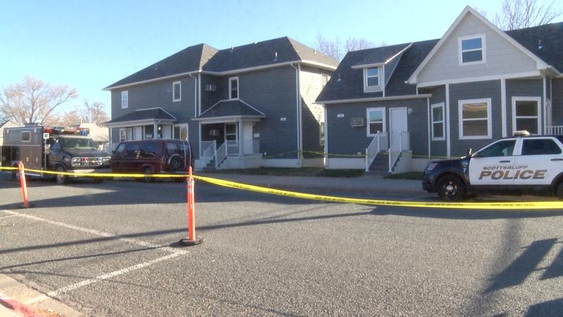 Homicide investigation underway in Scottsbluff.