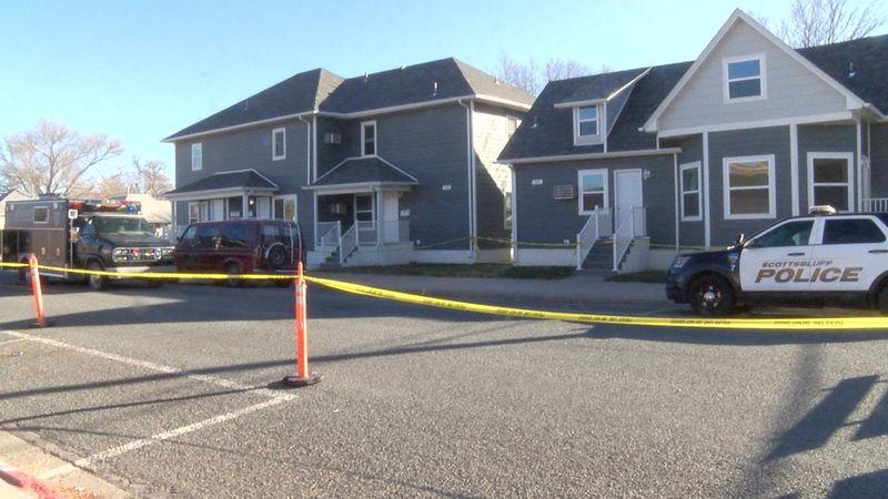 Homicide investigation underway in Scottsbluff.