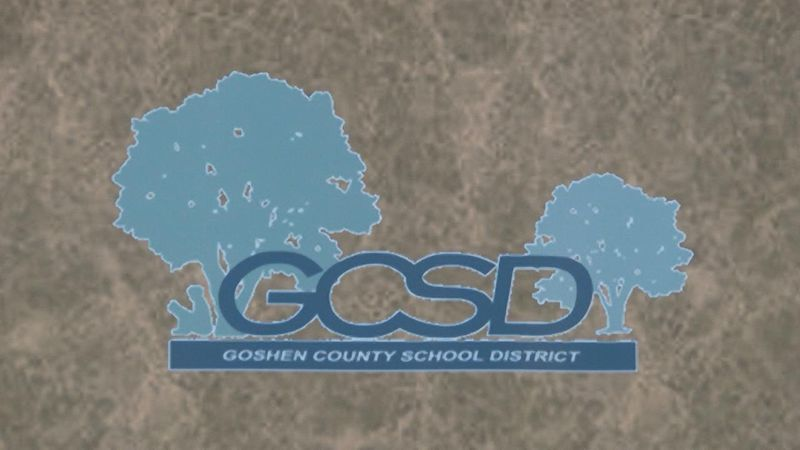 Wyoming Department of Health approves variance for school mask mandate in Goshen County.