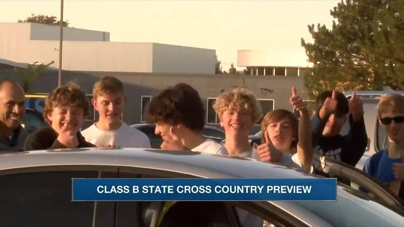 Several local runners set for state cross county competition in Kearney.